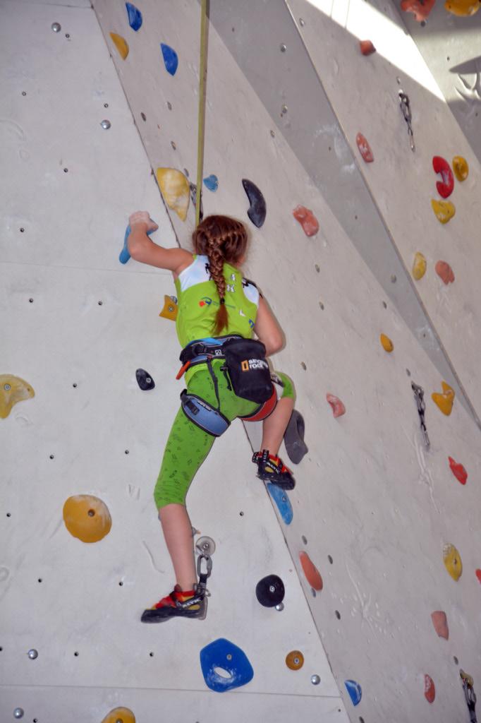 Sportovní lezci opět v Rakousku