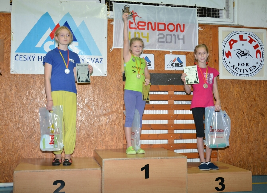 Tendon U14, Trutnov