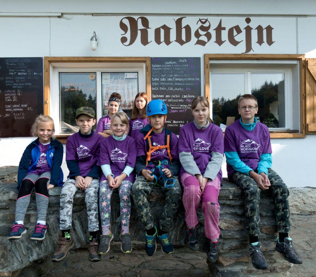 Mladý horal 2020 - Rabštejn