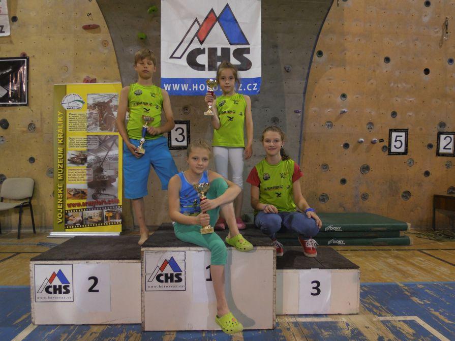 celostátní pohár U14 - Brno