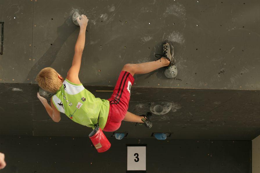 Mistrovství Polska v boulderingu