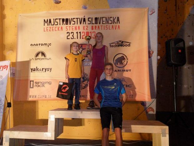 5. Edelweiss Cup 2013 Majstrovstvá Slovenska K2 Bratislava