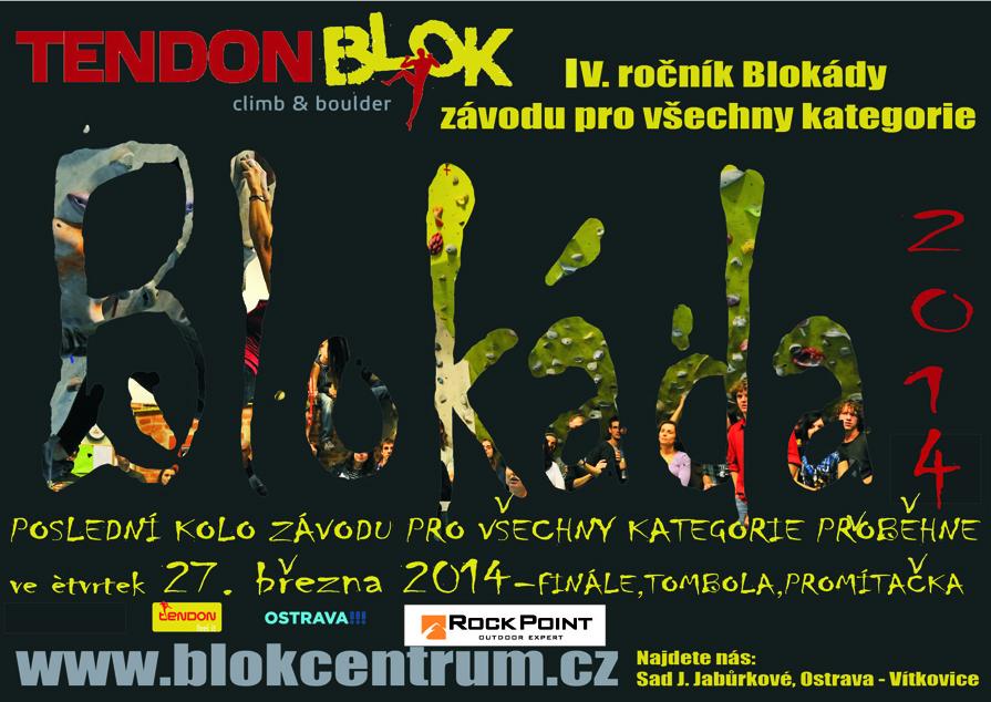 Blokáda IV. - 5. závod