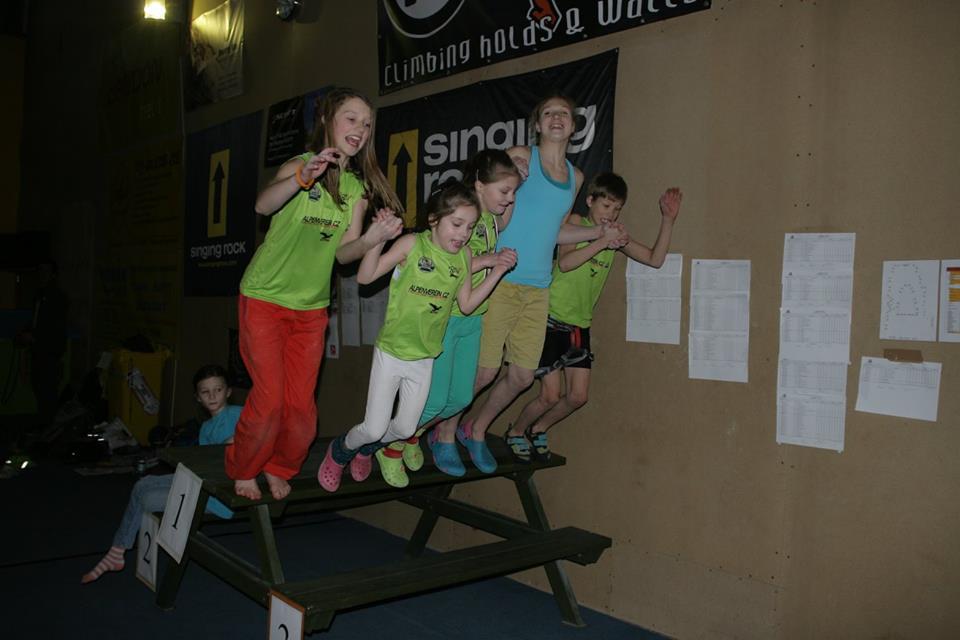 Celostátní pohár U14, Olomouc,